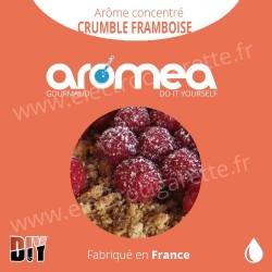 Crumble Framboise - Aromea