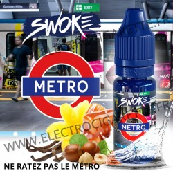 Métro - Swoke - 10 ml