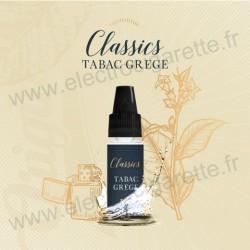 Tabac Grège - Aroma Sense - 10 ml