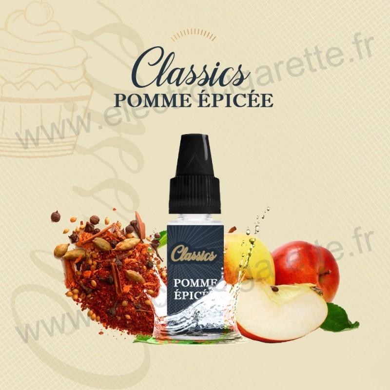 Pomme Epicée - Aroma Sense - Mist Edition - 10 ml