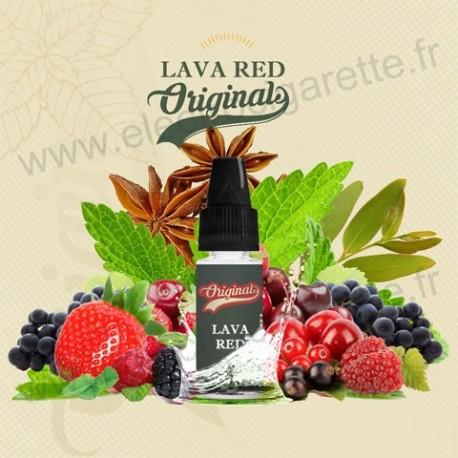 Lava Red - Aroma Sense - 10 ml