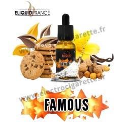 Famous - Premium - 20 ml - EliquidFrance