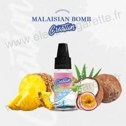 Malaisian Bomb - Aroma Sense - 10 ml