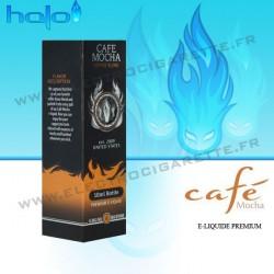 Halo Café Mocha - 10ml