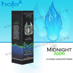 Halo Midnight Apple - 10ml