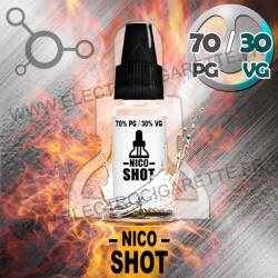 Nico Shot - 70% PG / 30% VG - Aroma Sense