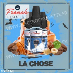 La Chose par Le French Liquide 3 x 10ml