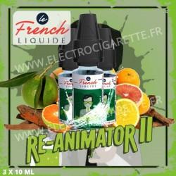 Réanimator II par Le French Liquide 3 x 10ml