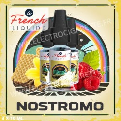 Nostromo par Le French Liquide 3 x 10ml