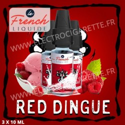 Red Dingue par Le French Liquide 3 x 10ml