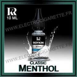 Classic Menthol - Roykin - 10ml