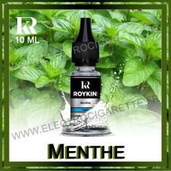 Menthe - Roykin - 10ml