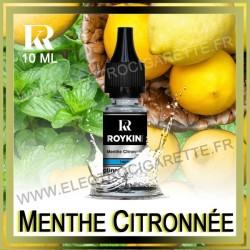 Menthe Citronnée - Roykin - 10ml