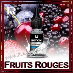 Fruits Rouges - Roykin - 10 ml