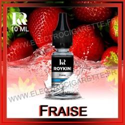 Fraise - Roykin - 10 ml