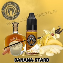 Banana Stard - Terrible Cloud - 10 ml