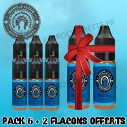 Pack 6 flacons + 2 offerts - Terrible Cloud - 10 ml
