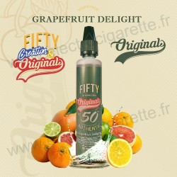 Grapefruit Delight - Fifty Creation - Aroma Sense - 50 ml