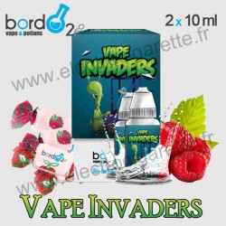 Vape Invaders - Premium - Bordo2 2x10ml