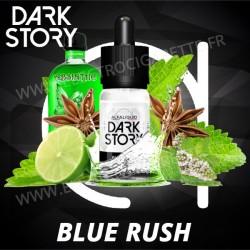 Blue Rush - Dark Story - Alfaliquid - 10 ml