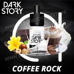 Coffee Rock - Dark Story - Alfaliquid - 10 ml
