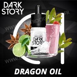 Dragon Oil - Dark Story - Alfaliquid - 10 ml