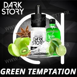 Green Temptation - Dark Story - Alfaliquid - 10 ml