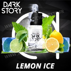 Lemon Ice - Dark Story - Alfaliquid - 10 ml