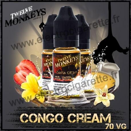 Congo Cream - Twelve Monkeys - 3x10 ml