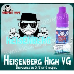 Heisenberg High VG - Vampire Vape - 10 ml