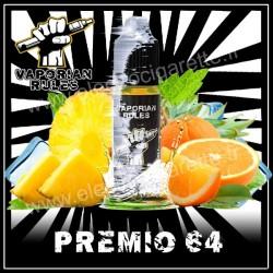 Premio 64 - Vaporian Rules - 10 ml