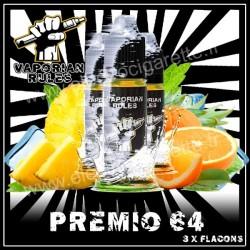 Premio 64 - Vaporian Rules - 3x10 ml