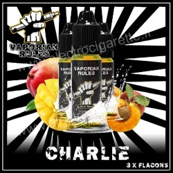 Charlie - Vaporian Rules - 3x10 ml