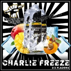Charlie Freeze - Vaporian Rules - 3x10 ml