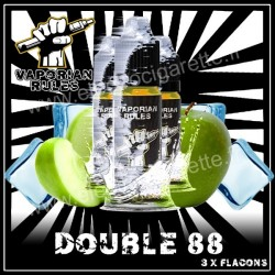 Double 88 - Vaporian Rules - 3x10 ml