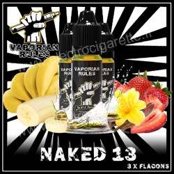 Naked 13 - Vaporian Rules - 3x10 ml
