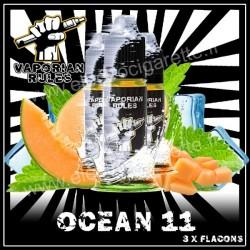 Océan 11 - Vaporian Rules - 3x10 ml