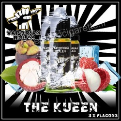 The Kueen - Vaporian Rules - 3x10 ml