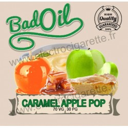 Bad Oil - Caramel Apple Pop - 10 ml