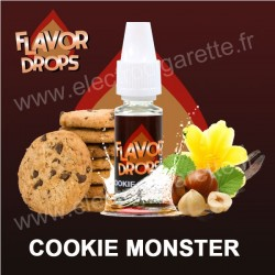 Cookie Monster - Flavor Drops - 10 ml