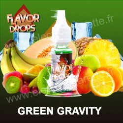 Green Gravity - Flavor Drops - 10 ml