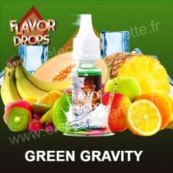 Green Gravity - Flavor Drops - 10 ml