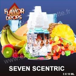 Seven Scentric - Flavor Drops - 3x10 ml
