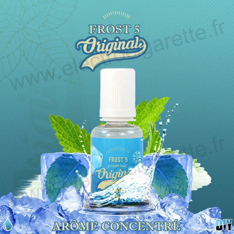 Frost 5 - Fifty - Aroma Sense - 30 ml - Arôme concentré