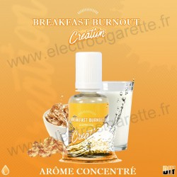 Breakfast Burnout - Fifty - Aroma Sense - 30 ml - Arôme concentré