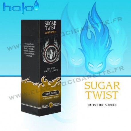 Halo Sugar Twist - 10ml