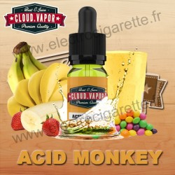 Acid Monkey - Cloud Vapor Vintage - 10 ml