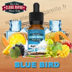 Blue Bird - Cloud Vapor Vintage - 10 ml