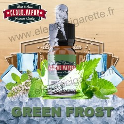 Green Frost - Cloud Vapor Vintage - 10 ml