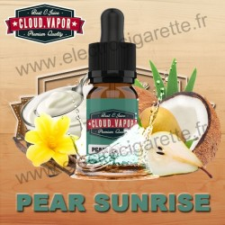 Pear Sunrise - Cloud Vapor Vintage - 10 ml